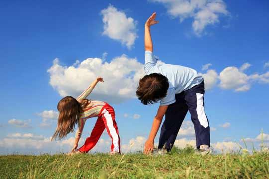 Массаж и ЛФК при пупочной грыже у детей 4-6 лет