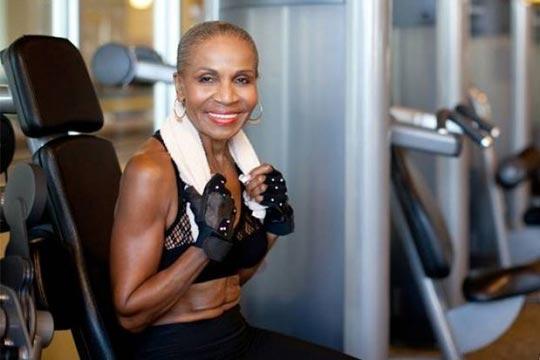 Заняться бодибилдингом в 56 лет и бегать марафон в 80