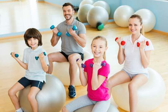 Как убедить ребенка заниматься спортом
